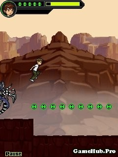 Tải Game Ben 10 Return of Zs Skayr Crack Cho Java