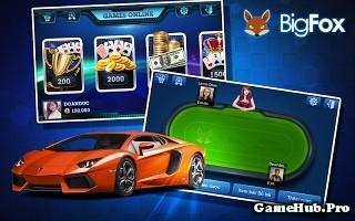 Tải game BigFox Cho Android - Đánh bài Online miễn phí