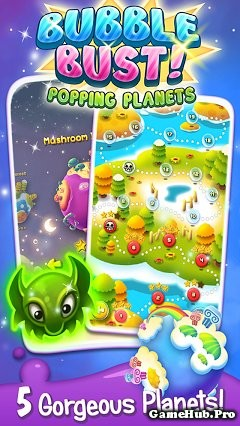 Tải Game Bubble Shooter 2 Hack Full Tiền Cho Android