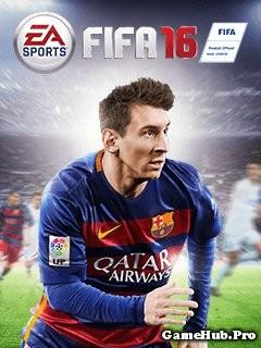Tải Game FIFA 2016 Java Phiên Bản Chính Thức miễn phí