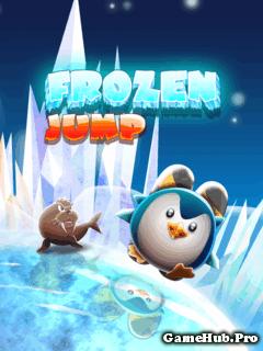 Tải Game Frozen Jump - Chim Cánh Cụt Phiêu Lưu Java