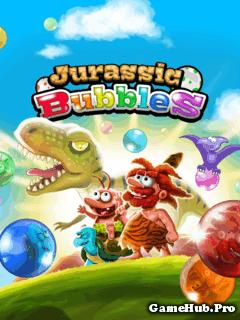 Tải Game Jurassic Bubbles 2 Bắn Bóng Thời Tiền Sử Java