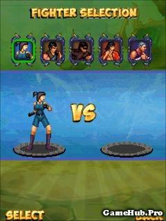 Tải Game Kung Fu Combat - Đối Kháng Cho Java miễn phí