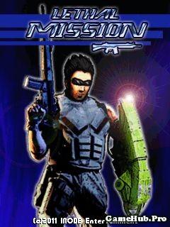 Tải Game Lethal Mission - Nhập Vai Điệp Viên Cho Java
