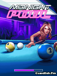 Tải Game Midnight Pool 4 - Đánh Bi-A Gameloft Java