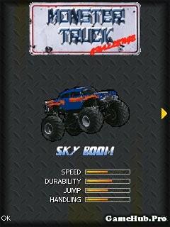 Tải Game Monster Truck - Đua Xe Địa Hình Cho Java