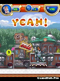 Tải Game Planet 51 On The Run Crack Cho Java miễn phí