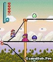 Tải Game Super Mario - Giải Cứu Công Chúa Cho Java