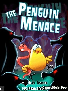Tải Game The Penguin Menace - Nhập Vai Gà LEO Cho Java