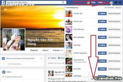 Hướng dẫn hủy kết bạn hàng loạt trên Facebook