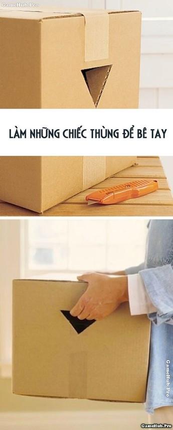 Những mẹo giúp di chuyển đồ đạc một cách nhanh chóng nhất