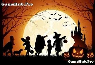 Ngôi Làng Của Gió thông báo sự kiện Halloween 2016