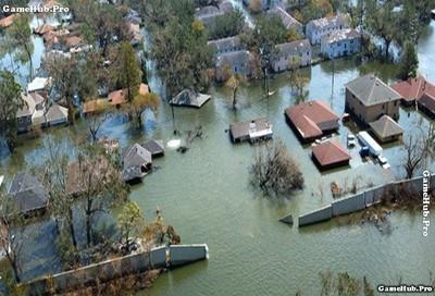 10 sự thật gây hoang mang về sự tàn khóc của lũ lụt