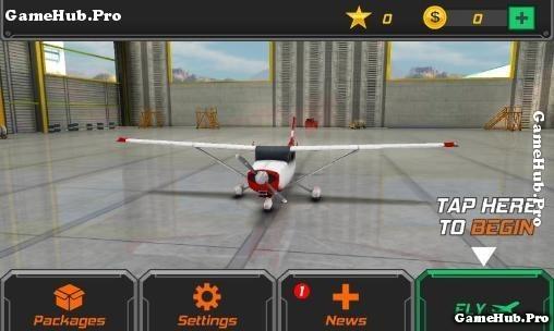 Tải Flight Pilot Simulator 3D - Lái máy bay Mod Android