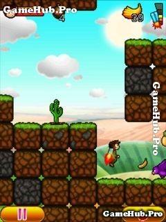 Tải game Aero Monkey - Khỉ phiêu lưu vùng đất mới Java
