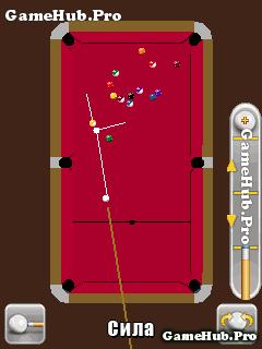 Tải game Anytime Pool - Đá Bi-A 3D cho Java cực hay