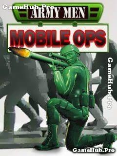 Tải game Army Men Mobile Ops - Chiến tranh Quân Đội Java