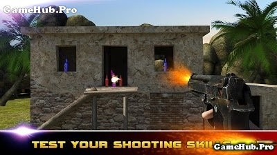 Tải game Bottle 3D Shooting Expert - Bắn chai cho Android