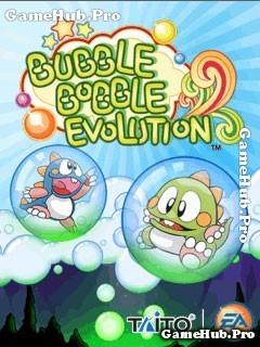 Tải game Bubble Bobble Evolution - Rồng tiến hóa Java