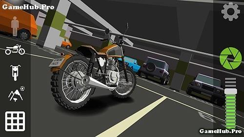 Tải game Cafe Racer - Đua mô tô thành phố Mod Android