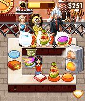 Tải game Cake Mania - Celebrity Chef quản lý tiệm bánh Java
