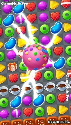 Tải game Candy Fever - Câu đố xếp hình trí tuệ Android