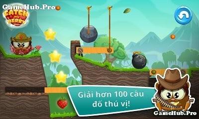 Tải game Catch My Berry - Phiêu lưu giải đố cho Android