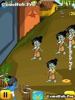 Tải game Chota Krishna vs Zombies - Mùa Halloween Java