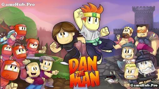 Tải game Dan The Man - Nhập vai đánh nhau cho Android
