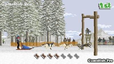 Tải game Dog Sled Saga - Nhập vai tham gia Đua Chó Android