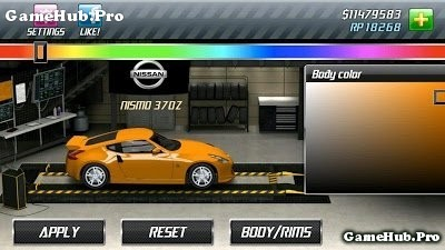 Tải game Drag Racing Classic - Đua xe Mod tiền Android