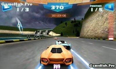 Tải game Fast Racing 3D - Đua xe 3D cực chất cho Android