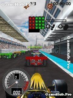 Tải game Formula Racing Pro - Đua xe thể thức 1 Java