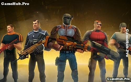 Tải game Guns of Boom - Bắn súng nhập vai cho Android