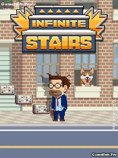 Tải game Infinite Stairs - Cầu thang vô hạn Hack Android