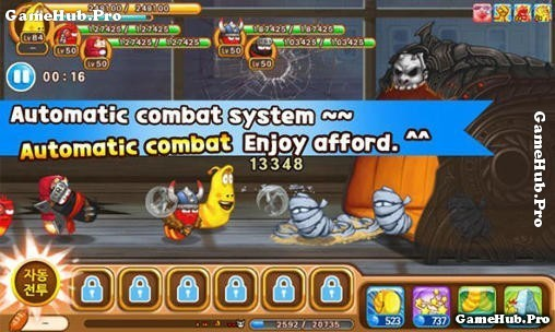 Tải game Larva Heroes Episode 2 - Chiến thuật cho Android
