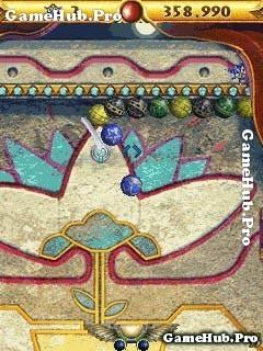 Tải game Luxor Quest - Bắn bóng địa hình hay cho Java