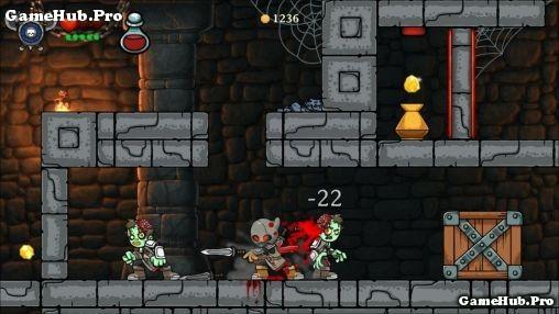 Tải game Magic Rampage - Phù Thủy phiêu lưu Mod Android
