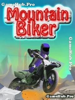 Tải game Mountain Biker - Đua xe giữ thăng bằng Java