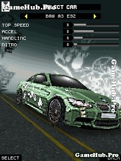Tải game Need for Speed ProStreet - Đua xe 3D cho Java