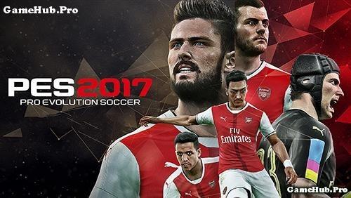 Tải game PES 2017 - Đá bóng hay nhất cho Android apk
