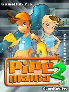 Tải game Pipe Mania 2 - Thợ sửa ống nước trí tuệ Java