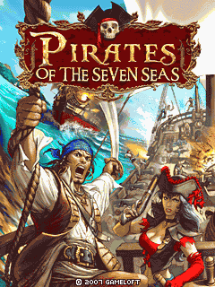 Tải game Pirates of the Seven Seas - Cướp biển cho Java