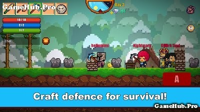 Tải game Pixel Survival Game 2 - Sống còn cho Android