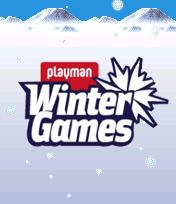 Tải game PlayMan Winter Games - Trượt tuyết mùa đông Java