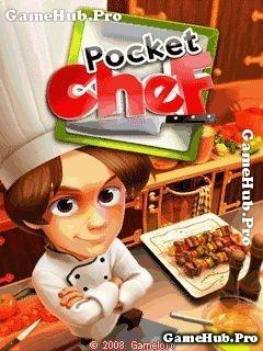 Tải game Pocket Chef - Chuyên gia nấu ăn hay cho Java