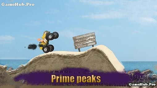 Tải game Prime Peaks - Lái xe thăng bằng Hack Android