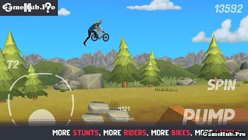Tải game Pumped BMX 3 - Thử thách cùng xe đạp cho Android