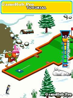 Tải game Putt Putt Golf - Thể thao đánh golf cho Java