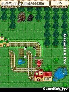 Tải game Puzzle Tracks - Chiến thuật dẫn đường tàu Java